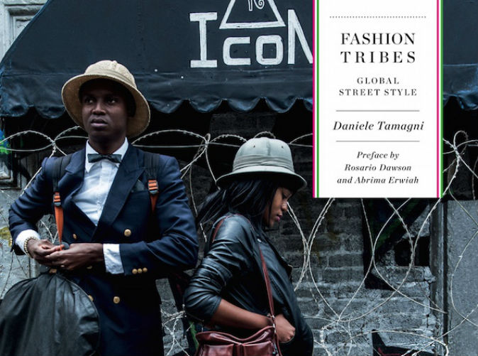Fashion tribes book