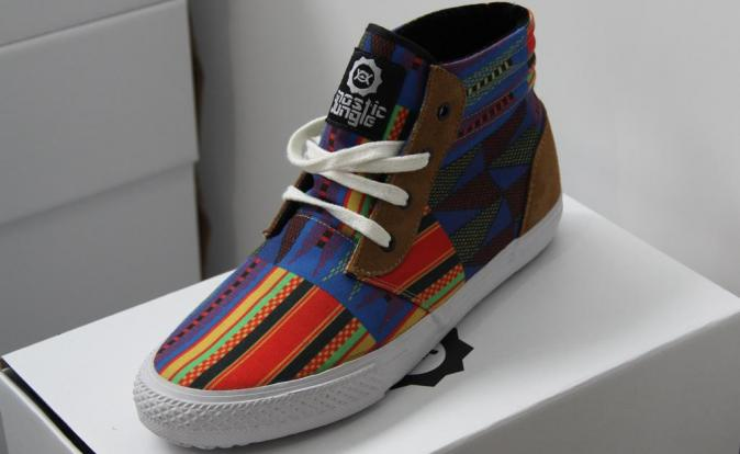Bold and vibrant Gnostic Jungle taking the footwear market by storm