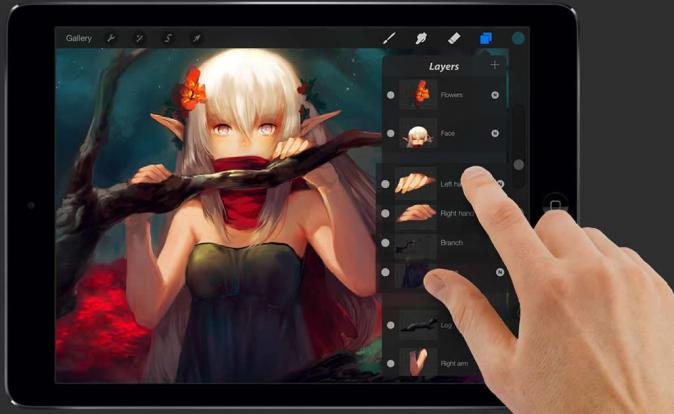The 5 best iPad apps for artists