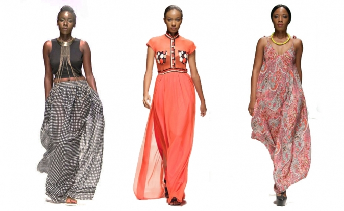 Highlights from Swahili Fashion Week 2016 Day 1