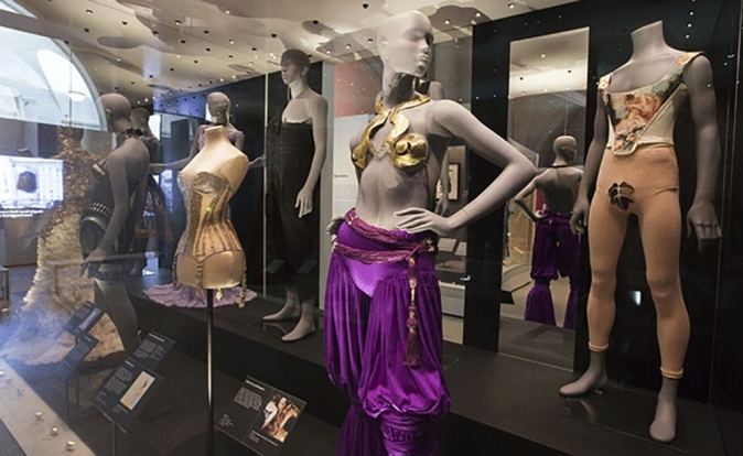 Undressed: A Brief History of Underwear on now until Sunday, 12 March 2017