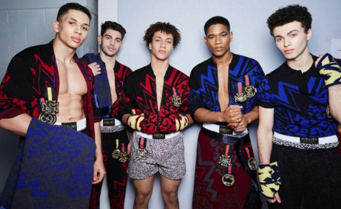 London Collections Men on 10th-13th June 2016