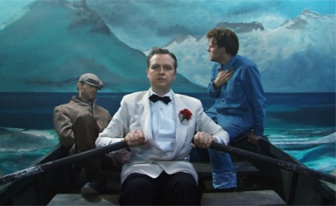 Ragnar Kjartansson returns to Wales with a new performance