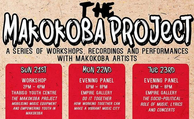 The Makokoba Project brings UK and Zimbabwean artists together