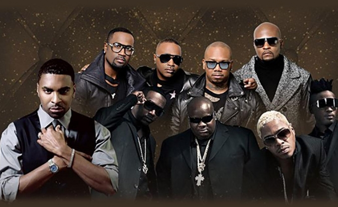 Dru Hill featuring Sisqo, 112 and Ginuwine embark on UK Tour
