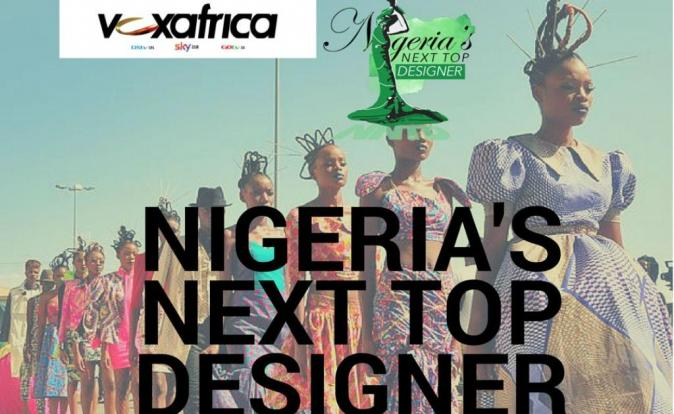 Nigeria's next top designer to air on VOXAfrica in April