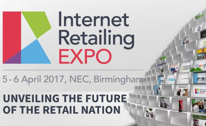 Internet Retailing Expo 2017 on the 5-6 April