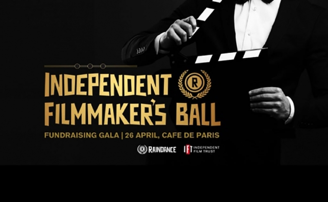 Raindance fundraising Independent Filmmaker's Ball - April 26 2017
