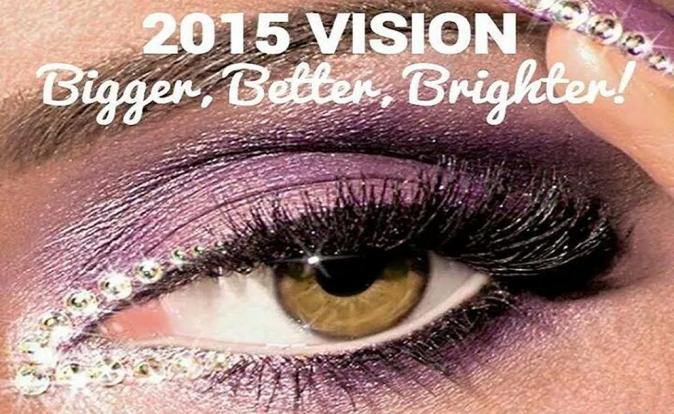 Lifestyle tips from Miss Rupreneur: 2015 Vision - Bigger, Better, Brighter