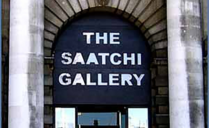 50 x 50 II Exhibition - January & February 2017 at the Saatchi Gallery