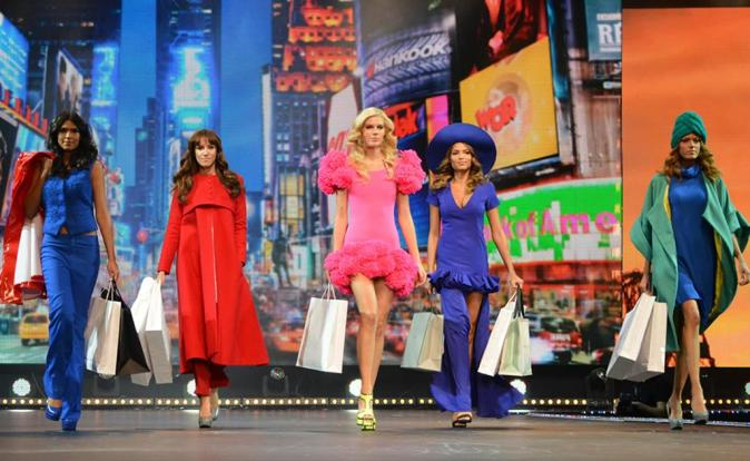 The Clothes Show 4-8 December 2015