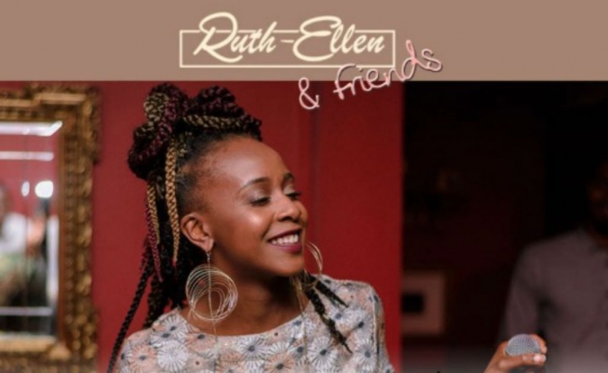 Spend an evening with Ruth-Ellen and Friends