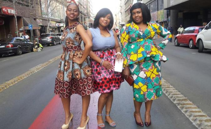 Work hard, play hard, look great with Bow Afrika Fashion