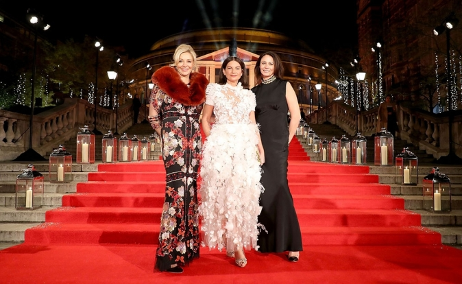 The Fashion Awards 2016 highlights
