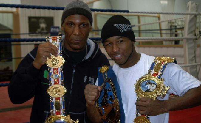 Hackney youths benefit from Ian 'Dappa' Napa's boxing expertise