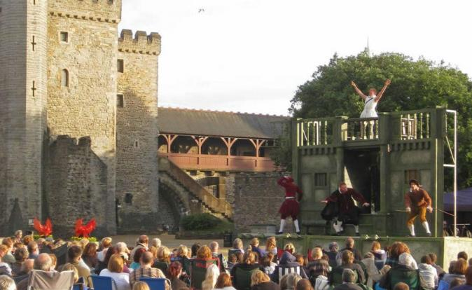 Open Air Theatre July 20-21: Much Ado About Nothing