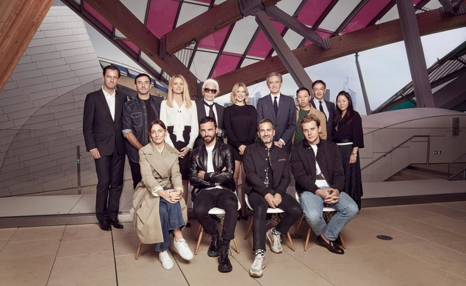 Submissions for the Fourth Annual LVMH Prize for young fashion designers now open