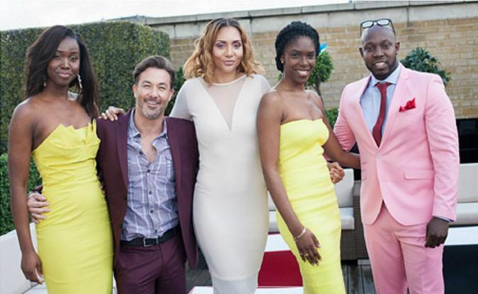 Top Model Of Colour Season 9 on May 30, 2015