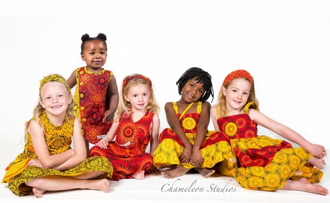 JenniDezigns offers classic, quirky clothing for children