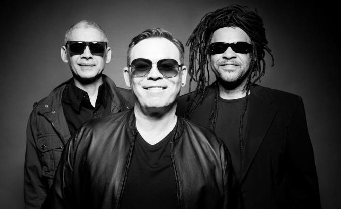 UB40's Ali Campbell, Astro and Mickey reunite to rave reviews