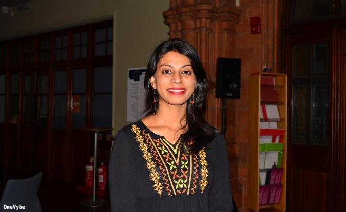 Meera Vijayann gives lecture on empowering women in digital age