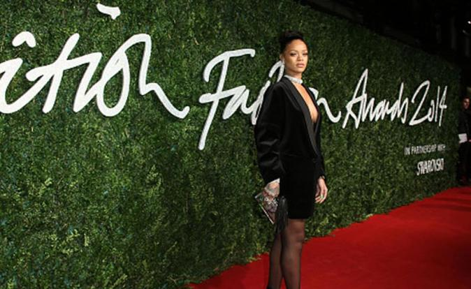 British Fashion Awards 2014: Winners