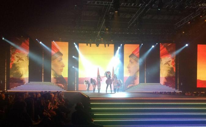 Highlights from ALCATEL ONETOUCH Fashion Theatre with Capital FM