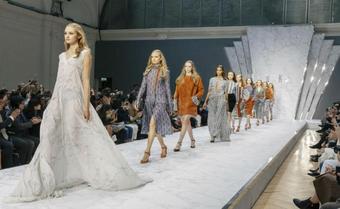 London Fashion Week September 2015 - Day 1 pictures